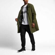 Nike Air Varsity Green Parka Jacket Coat Insulated 830631-331 BNWT LARGE