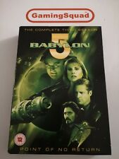 Babylon 5 The Complete Season 3 BOXSET DVD, Supplied by Gaming Squad Ltd