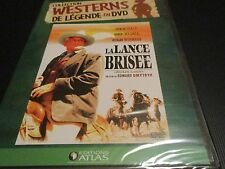 "DVD NEUF ""LA LANCE BRISEE"" Spencer TRACY Robert WAGNER Richard WIDMARK - western"