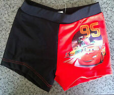 Cars 95 Disney Jungen Badehose Bade-Boxer Schwimmhose Bade-Shorts Gr. 86
