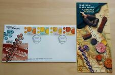 1998 Malaysia Currency Heritage Coins 4v Stamps FDC (Melaka Cachet)