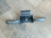 Vintage Stanley No. 80 Scraper Spokeshave Plane Woodworking Tools
