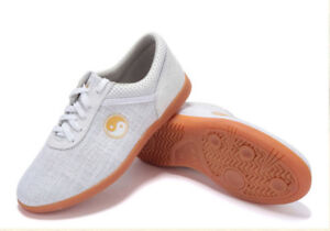 Breathable Cotton Tai Chi Shoes Martial Arts Tai Chi Kung fu Shoes Boxing Shoes