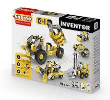 ENGINO Inventor Series - 12 modello-industrial-Set di costruzione