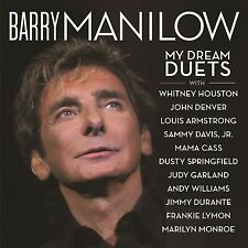 BARRY MANILOW - MY DREAM DUETS  CD NEUF