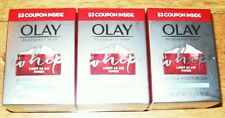 3 Olay Regenerist Whip Face Moisturizer .18 oz New Lot