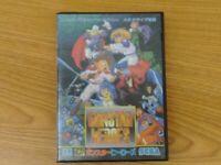 GUNSTAR HEROES Sega Mega Drive / Genesis USED