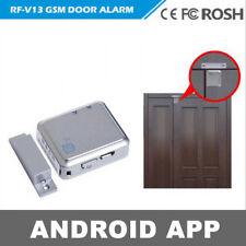 allarme e antifurto SMS Sensore GSM ad attivazione sonora  contatto magnetico cF