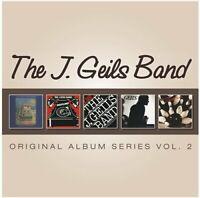 The J. Geils Band - Original Album Series Vol. 2 [CD]