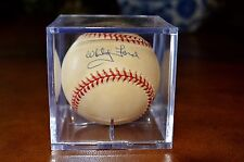 Whitey Ford New York Yankees Signed autographed Official Baseball