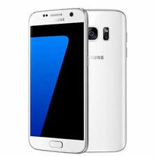 Débloqué Téléphone Verizon Samsung Galaxy S7 G930V 32GB 4G LTE GPS NFC - Blanc