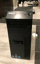 Lenovo ThinkCentre M91p (Intel Core i7 2nd Gen., 3.4GHz, 8GB) PC Desktop -