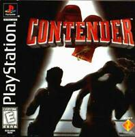 Contender Playstation 1 Game PS1 Used
