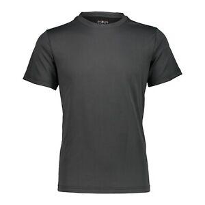 CMP Functional Shirt One T-Shirt Dark Green Breathable Antibacterial