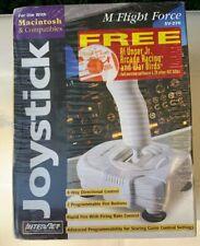 Interact Products M Flight Force Joystick SV-270 NIB MAC
