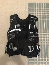 OCEANIC LX5 STAB VEST DIVING SIZE SMALL