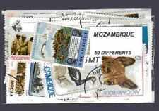 Mozambique 50 timbres différents