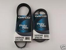TOYOTA RAV4 FAN BELT KIT SUITS SXA10 MODELS W/ 2.0L 4CYL 3S-GE eng. 06/97-09/00