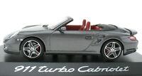 MINICHAMPS - PORSCHE 911 Turbo Cabriolet - 1:43 in OVP /Box - WAP02000218 model