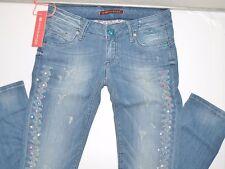 Cipo & Baxx Jeans CBW-447 atemberaubend in Kombination mit High Heels w28-29 L32