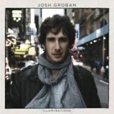 Josh Groban Illuminations CD 13 Track European Reprise 2010