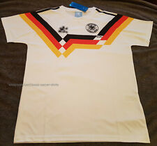 West Germany 1990 Home Shirt Jersey Football Adults Retro