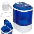 Portable Mini Laundry Washer 9 lbs Compact Washing Machine Idea Dorm Rooms