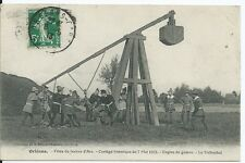 CPA - 45- ORLEANS - Feast Jeanne d'Arc - Gear of guerre - The Trebuchet