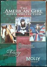 """The American Girl"" Movie Collection 3 Movie Set on DVDs *Excellent Condition*"