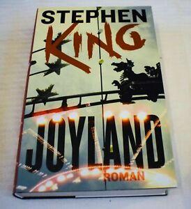 Stephen King - Joyland - gebundene Ausgabe RM Buch und Medien