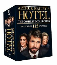 Arthur Hailey's Hotel: Complete Series Collection Season 1 2 3 4 5 Boxed DVD Set