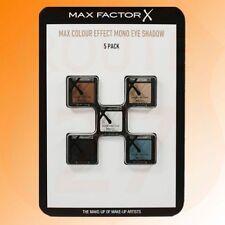 Max Factor Assorted Shade Eye Shadows