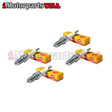 4pcs 03-07 BMW F650GS NGK Standard Spark Plugs 652cc 39ci Kit Set Engine sc
