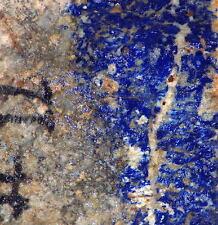 Lapis Lazuli lapidary rough ~10 lbs