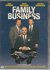 DVD ZONE 2--FAMILY BUSINESS--CONNERY/HOFFMAN/LUMET