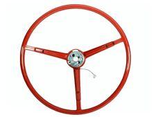 PG Classic 260-R69 1969 Mopar Red A,B,C-Body Steering Wheel