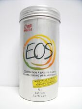 COLORATION VEGETALE EOS SAFRAN WELLA 120 GRS
