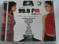 99.9 FM - Soundtrack Bollywood Interest (CD Album) Used Very Good