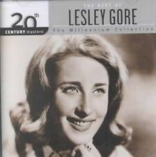 20th Century Masters: The Millennium Collection: Best of Lesley Gore by Lesley Gore (CD, Sep-2000, 2 Discs, Mercury)