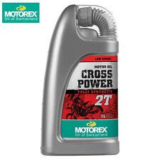 ACEITE de DOS TIEMPOS - MOTOREX CROSS POWER 2T como se recomienda de KTM