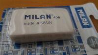 Goma de Borrar Milan tamaño grande 70 mm