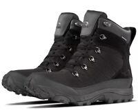 New The North Face Chilkat Nylon Mens winter Boot Hi triple black all sizes