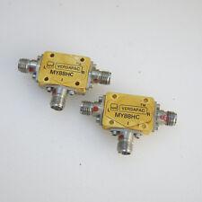 1pc M/A-COM MY88HC 2-18GHz SMA RF Coaxial Double-Balanced Mixer