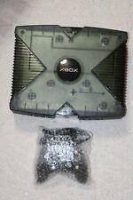 Xbox Skeleton Smoke Black special edition + controller - NTSC-J - 3042831