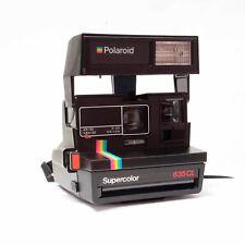 Polaroid Supercolor 635 CL Camera  Geprüft getestet! N.P.40