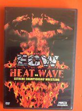 ECW - Heatwave 98 - 1998 (DVD, 2001) Authentic US Release Scratch Free