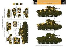 S.B.S Models, 1:35, D35003, Hungarian Toldi I. (A20-B20) in WWII