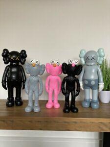 Sesame Street kaw BearBrick Style Pop Art Toy Figurine Ornament (28cm-37cm) UK