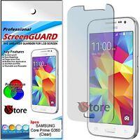 3 Pellicola Per Samsung Galaxy Core Prime SM-G360 Proteggi Salva Display LCD