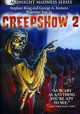 Creepshow Region Code 0/All (Region Free/Worldwide) DVDs